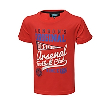 Arsenal Infant Fraternity Graphic T-Shirt