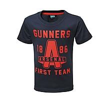 Arsenal Infant Varsity Graphic T-Shirt