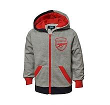 Arsenal Junior Zip Hoody