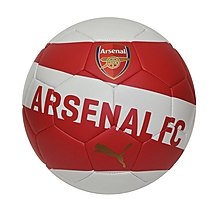 Arsenal Red & White Fan Football Size 5