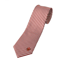Arsenal Red & White Tie