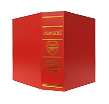 Arsenal Undated Programme Binder
