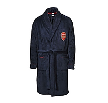 Arsenal Junior Fleece Dressing Gown