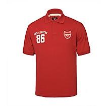 Arsenal 86 Graphic Polo Shirt
