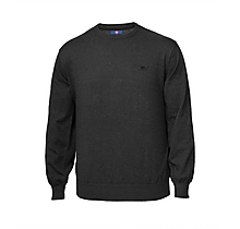 Arsenal Charcoal Crew Neck Jumper