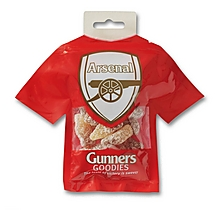 Arsenal Fizzy Cola Bottle Bag