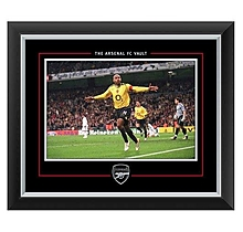 Arsenal Thierry Henry Framed Print