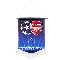 Arsenal Champions League Pennant