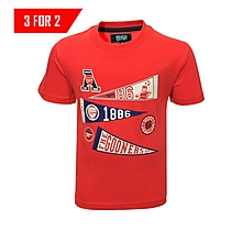 Arsenal Flag Graphic T-Shirt