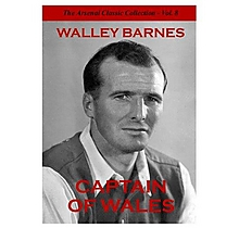 Arsenal: Captain of Wales Walley Barnes Book (Paperback)