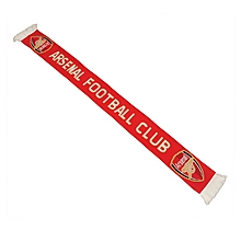 Arsenal Long Text Bar Scarf