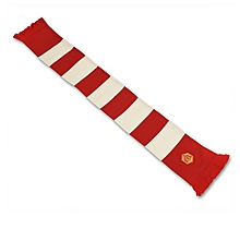 Arsenal Retro Jacquard Bar Scarf