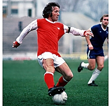 Arsenal 70s Long Sleeve Shirt