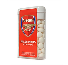 Arsenal Fresh Mints