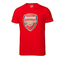 Arsenal Crest T-Shirt