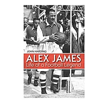 Arsenal Alex James Book