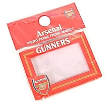 Arsenal Photo Frame Fridge Magnet