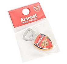 Arsenal PVC Bottle Opener