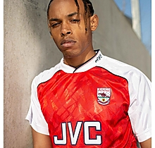 Arsenal 90-92 Home Shirt