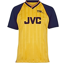 Arsenal 88-89 Away Shirt