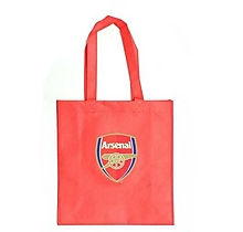 Arsenal Red Shopper Bag