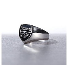 Arsenal Large Crest Ring