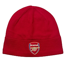 Arsenal  Red Beanie