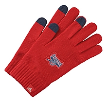 Arsenal 21/22 Knitted Gloves