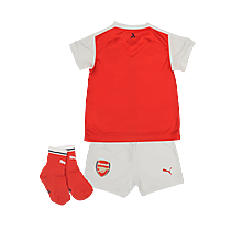 Arsenal 16/17 Infant Home Kit