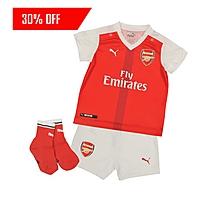 Arsenal 16/17 Infant Home Kit