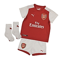 Arsenal 17/18 Baby Home Kit