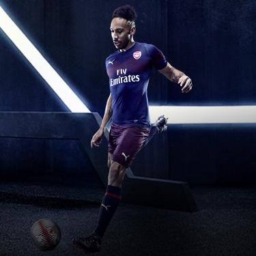5bdfed2f8b6 Official Arsenal 18/19 Away Kit | Official Online Store