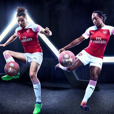 new concept 68e80 39bfe Arsenal Women's 19/20 Shirts | Official Online Store