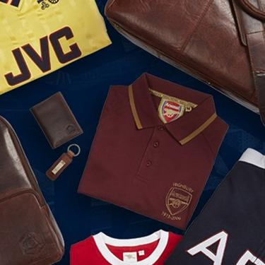 869937ee0 Official Arsenal Retro   Heritage