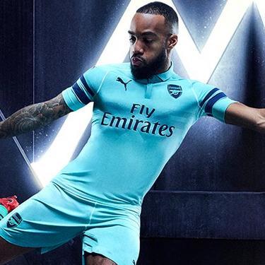 f4e3d8ef3 Official Arsenal 18 19 Third Kit