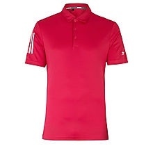 Arsenal 3 Stripe Basic Polo Shirt