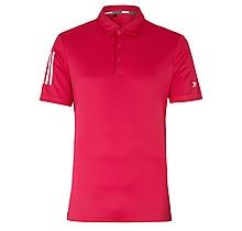 Arsenal 3 Stripe Polo Shirt