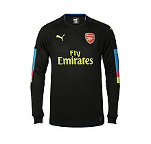Arsenal Junior 16/17 Home Goalkeeper Shirt