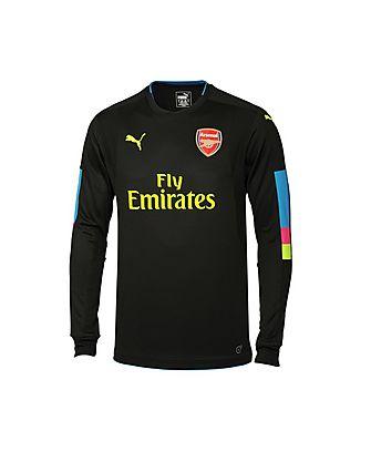 Arsenal Junior 16/17 Home Goalkeeper Shirt