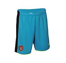 Arsenal Junior 16/17 Away Goalkeeper Shorts