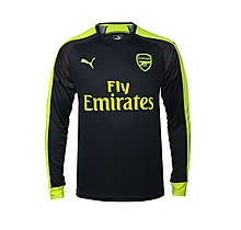 Arsenal Junior 16/17 Long Sleeve Third Shirt