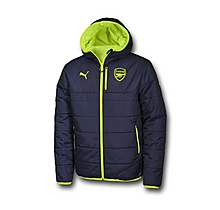 Arsenal Junior 16/17 Reversible Jacket