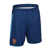 Arsenal Junior 17/18 Away Shorts