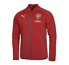 Arsenal Junior 17/18 Home Stadium Jacket