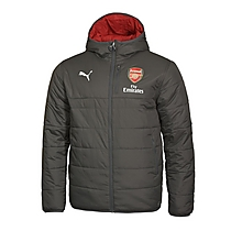 Arsenal Junior 17/18 Reversible Jacket