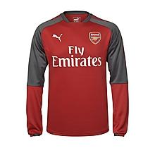Arsenal Junior 17/18 Training Sweatshirt