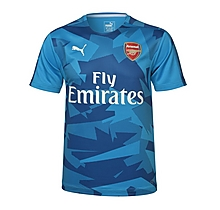 Arsenal Junior 17/18 Away Camo Stadium Shirt