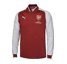 Arsenal 17/18 Junior Home Stadium Jacket