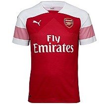 796cd1ae3 Arsenal Junior 18 19 Home Shirt