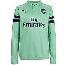 Arsenal Junior 18/19 Long Sleeved Third Shirt